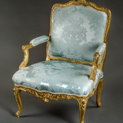 Louis Xv Chair Unusual Office Very Fine French Early Period Fauteuil A La Reine