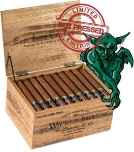 East India Trading Company Wicked Indie Limited Edition Box Pressed Churchill