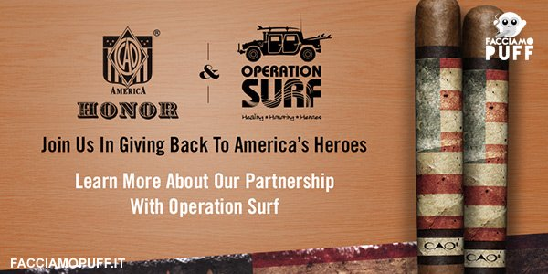 CAO Honor & Operation Surf
