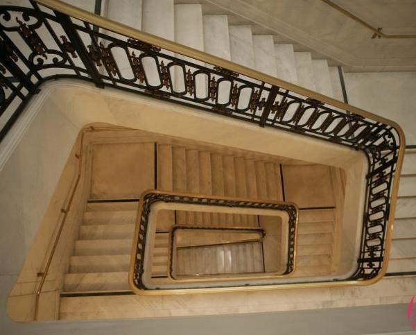 Quattro piani a piedi