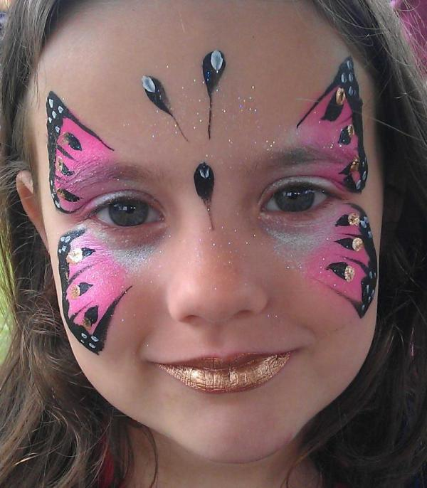 Face Painting Claire - Home