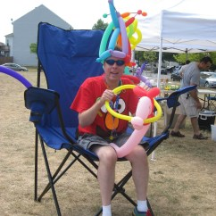 Giant Folding Chair Transport Face Painting And Balloon Twisting Blog Archive Kingpin Chairs