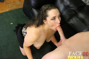 Face Fucking Betty Blaze XXX