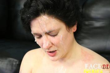 Face Fucking Scarlet Stone