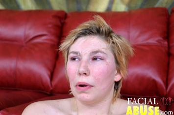 Facial Abuse Deep Seated Daddy Issues