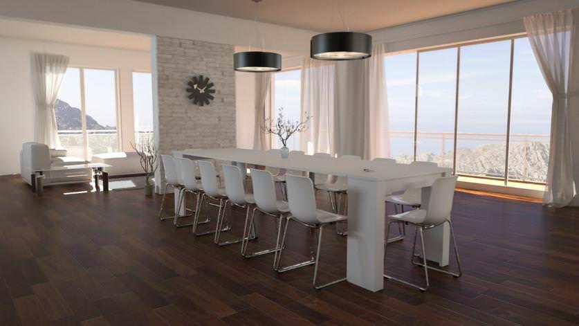 Tavoli Quadrati Allungabili Per Cucina Trendy Awesome
