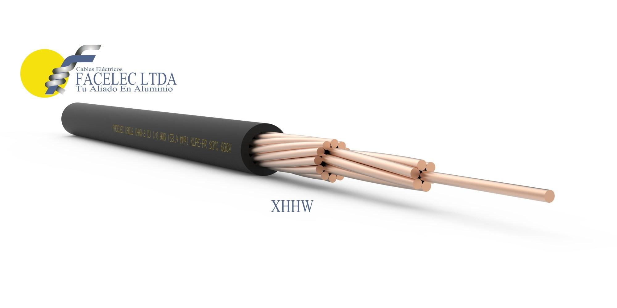 hight resolution of xhhw cobre
