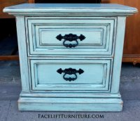 Nightstands - Painted, Glazed & Distressed - Facelift ...