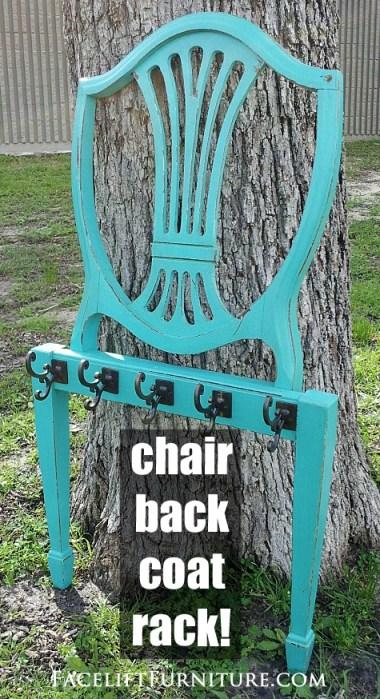 FLF Chair Back Coat Rack