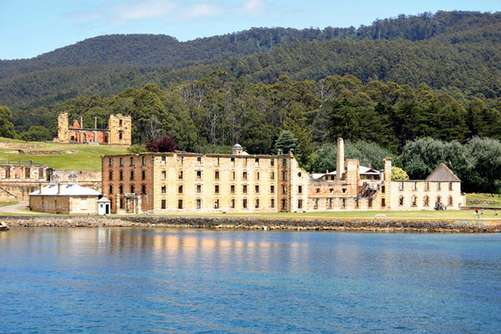 Australian convict sites for World Heritage list 2010