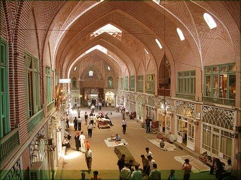 Tabriz-bazar