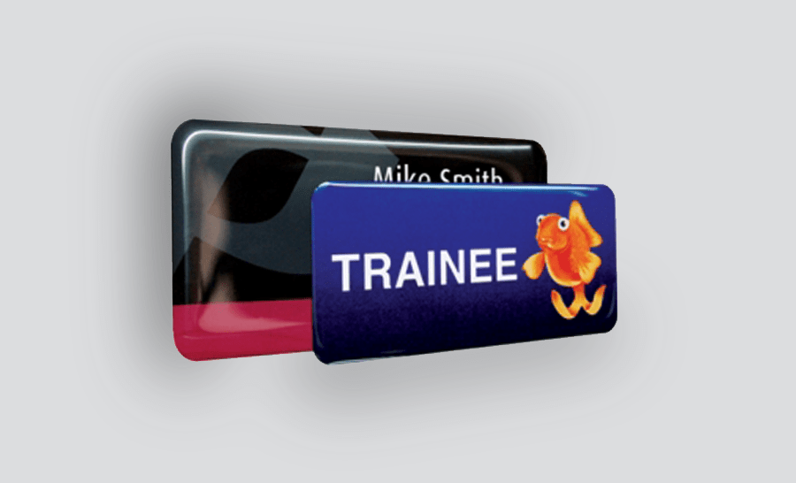 Plastic Name Badge Printing Company UK CALL 0333 8000