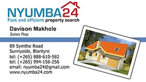 Real Estate Property in Malawi for Sale and Rent | Face Of