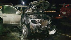 kabwila's  vehicle