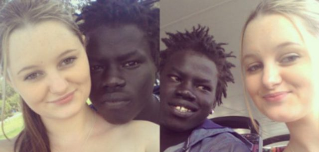 See What Happened After This Black Ugly Boy Marry This White Pretty Girl  Face Of Malawi-8647