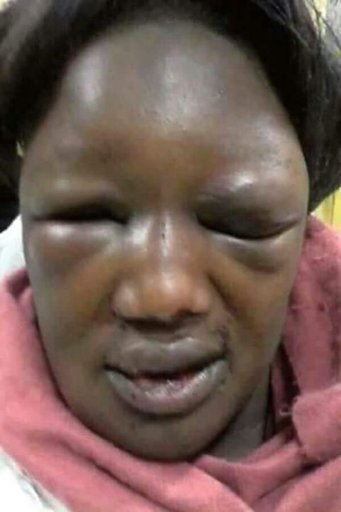 George Chaponda's daughter beaten for ditching her flesh to married Gaffar
