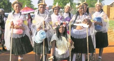 South african virgin girls
