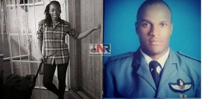 Zim Air Force Pilot Accused of Brutally Killing Girlfriend