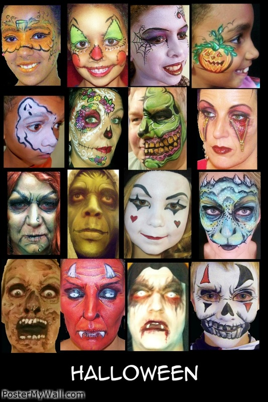 Birthday Party Packages FACE PAINTING PARADISE IN SALT
