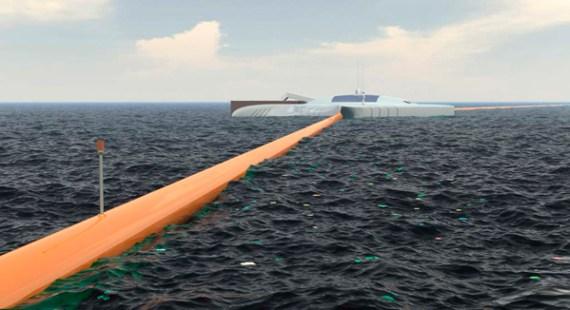 Как очистить океан от пластика? 19-летний студент нашел решение