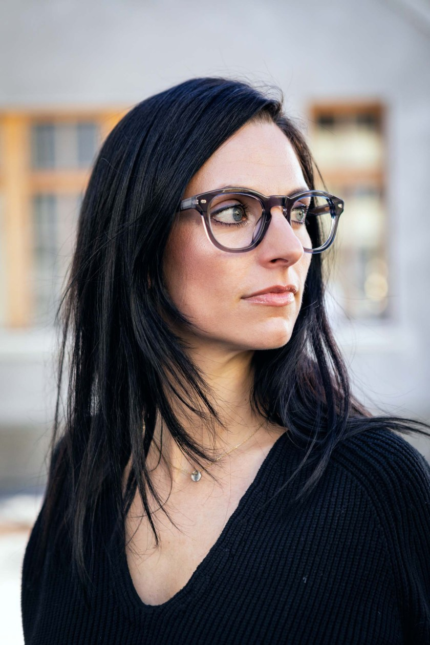 Christopher Cloos, Eyewear, Brille, Faceprint