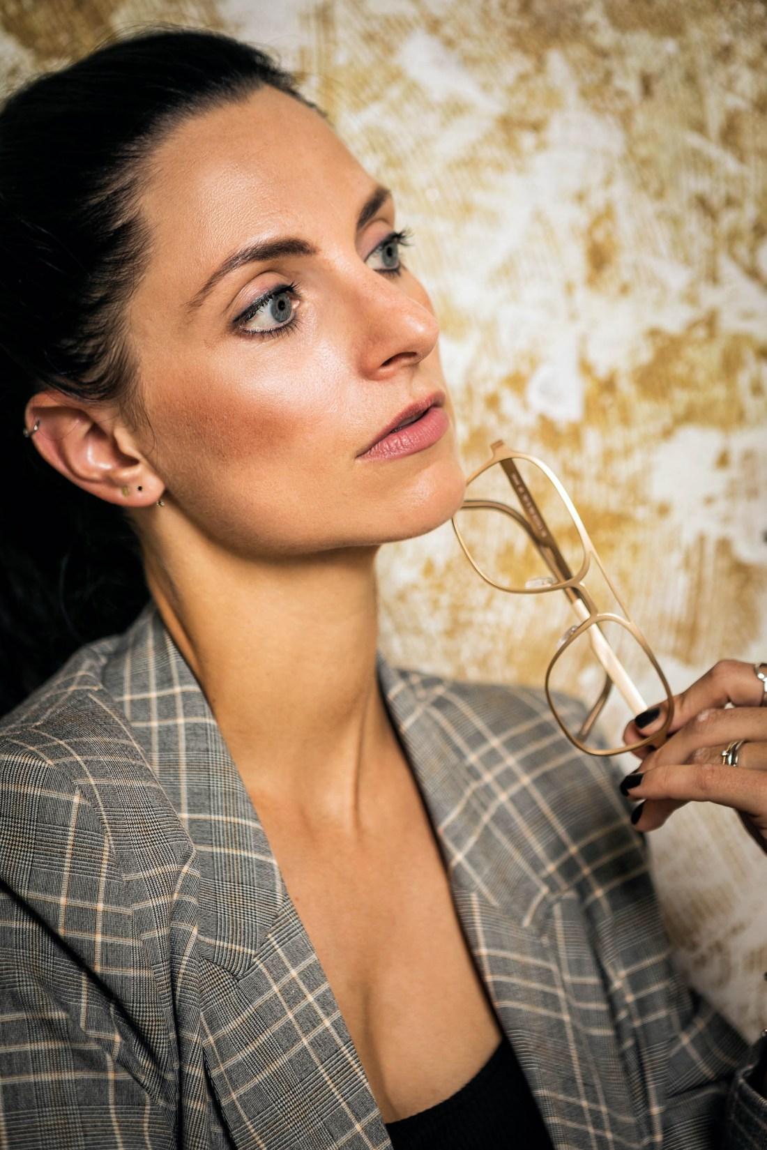 neubau eyewear x faceprint  marina Schedler photography