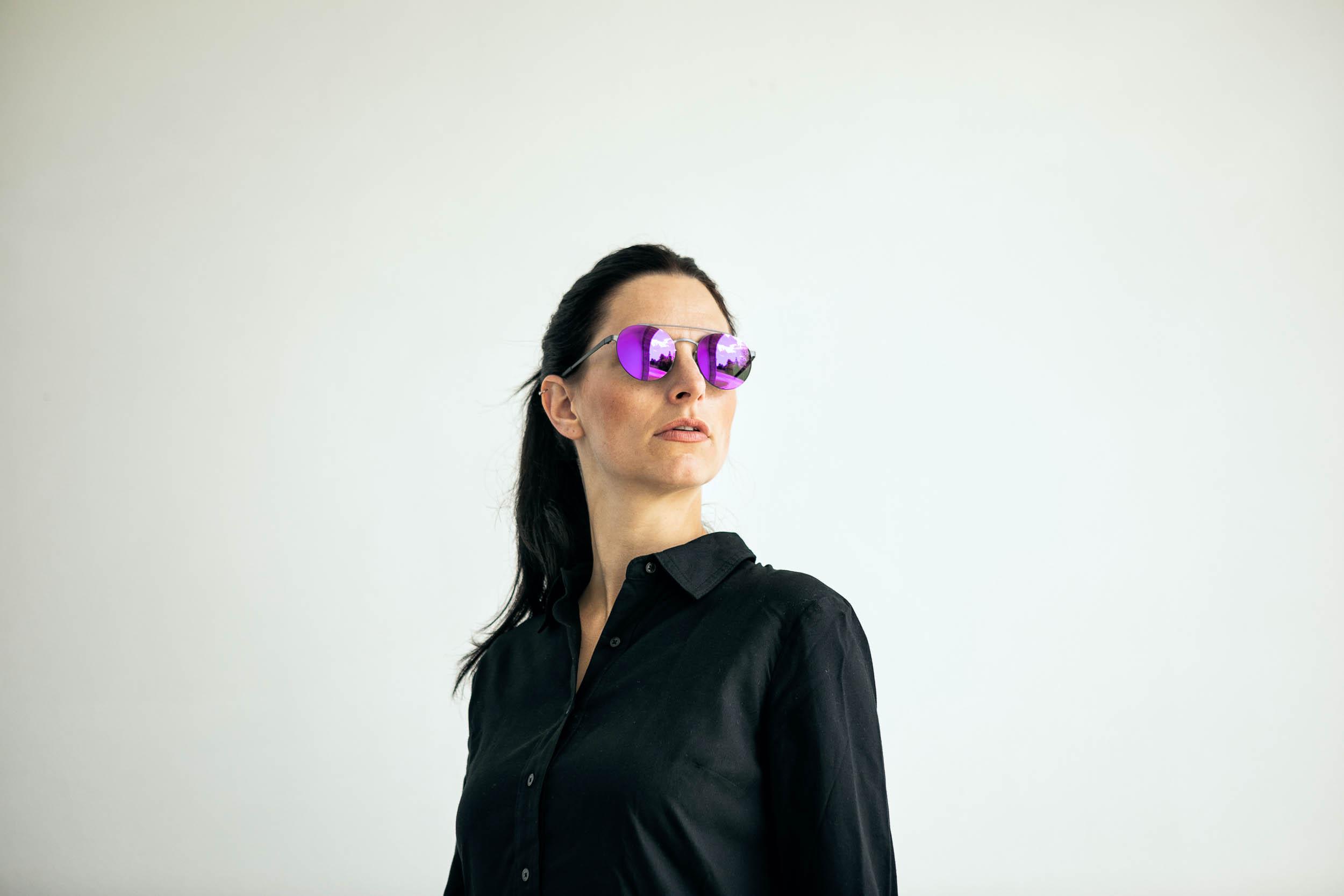 Düsseldorf Eyewear x faceprint
