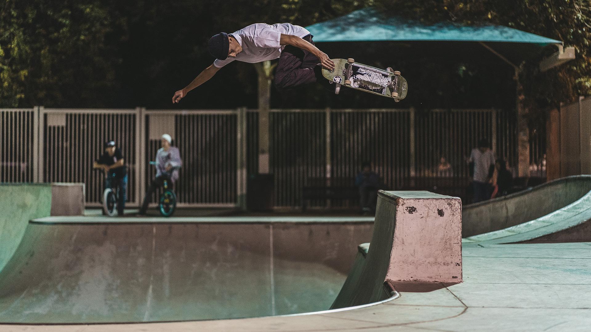 skaterbanner