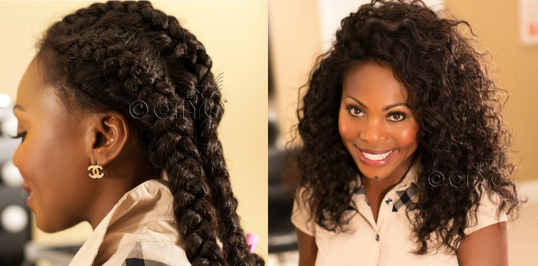 Romantic Valentines Day Hairstyles