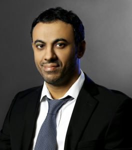 Entrepreneur Qais al Khonji