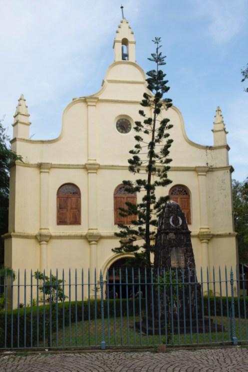 Saint Francis church, Kochi, Kerala, Vasco da Gama, South India, India, Faces Places and Plates blog