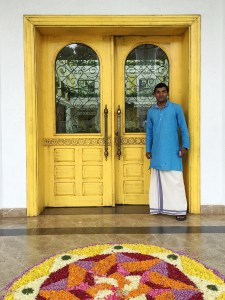 yellow door, Fragrant Nature Hotel, Kochi, Fort Kochi, Cochin, Kerala, South India, India, Faces Places and Plates blog
