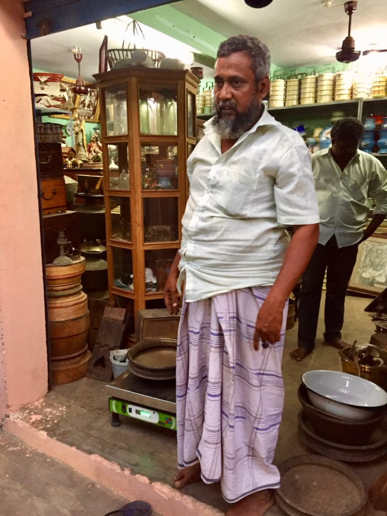 Antique hunting in Karaikudi with Faces Places and Plates Blog, Chettinad, Tamil Nadu, South India, India