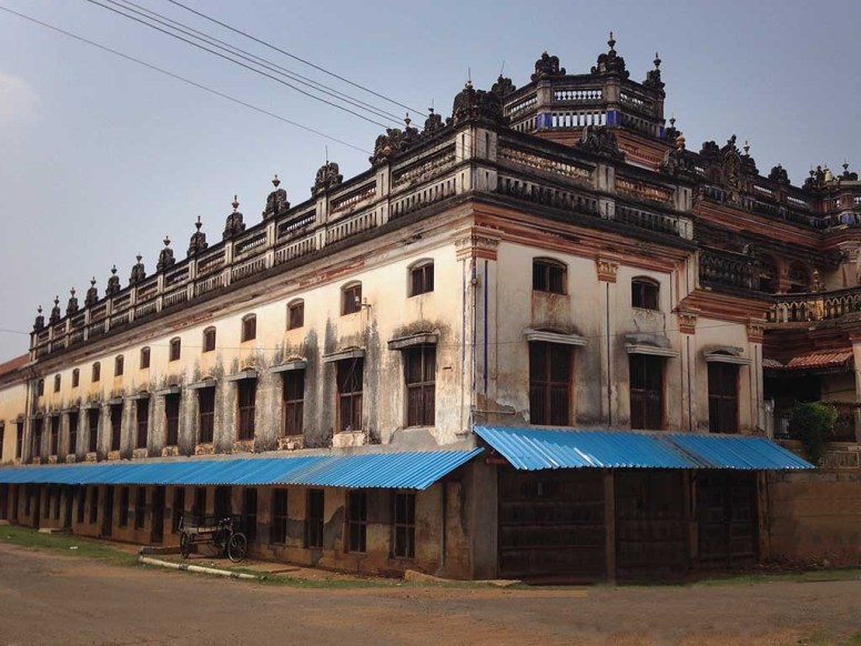 Chettiar mansion, Karaikudi, Chettinad, Tamil Nadu, South India, India, Faces Places and Plates blog