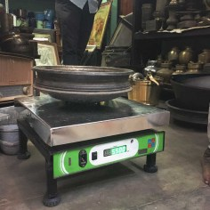 vengalam cookware, Karaikudi, Chettinad, Tamil Nadu, South India, India, Faces Places and Plates blog