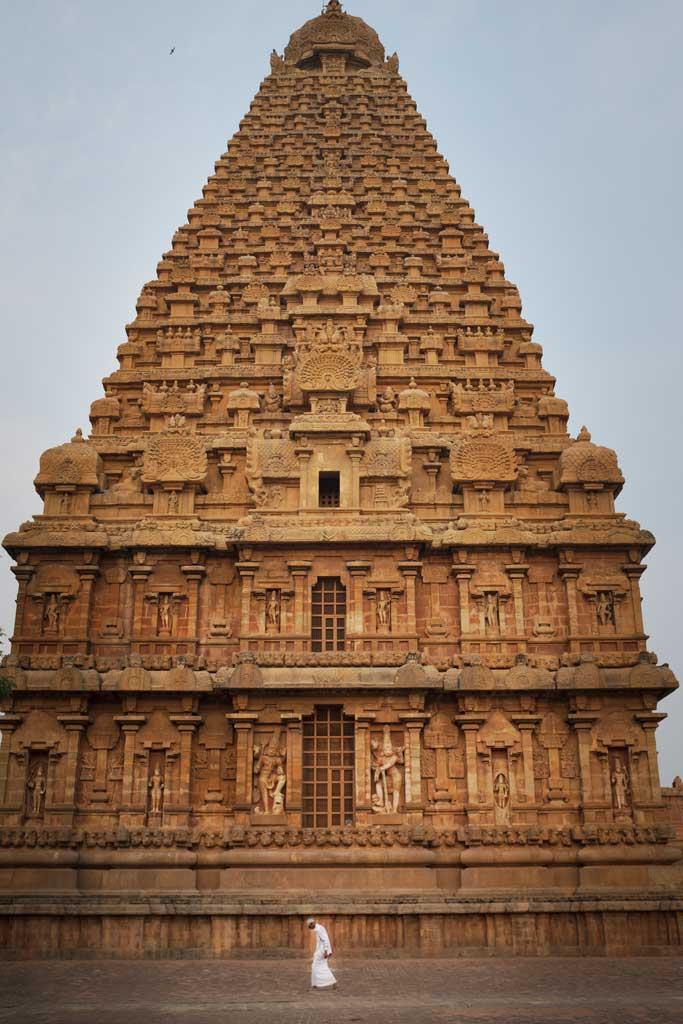 Brihadisvara Temple, Thanjavur.
