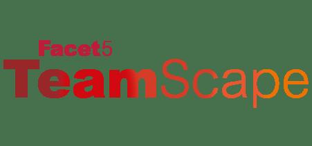 Facet5 TeamScape Logo