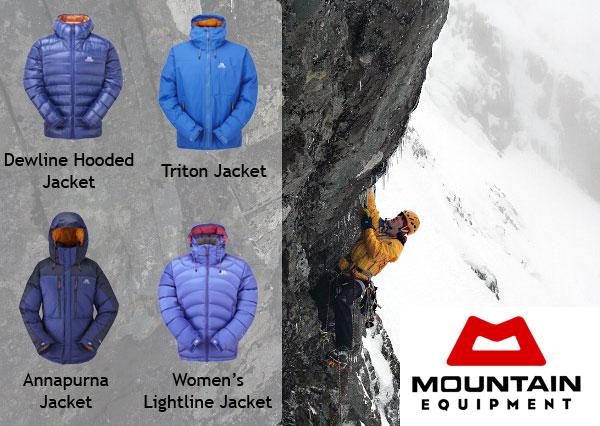 Mountain Equipment Down