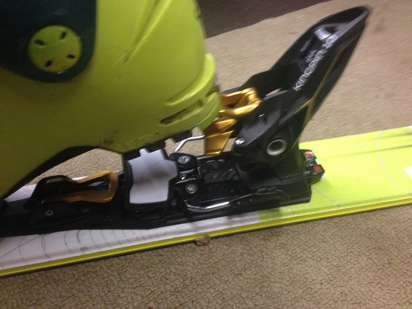 Flip over heel height adjusters