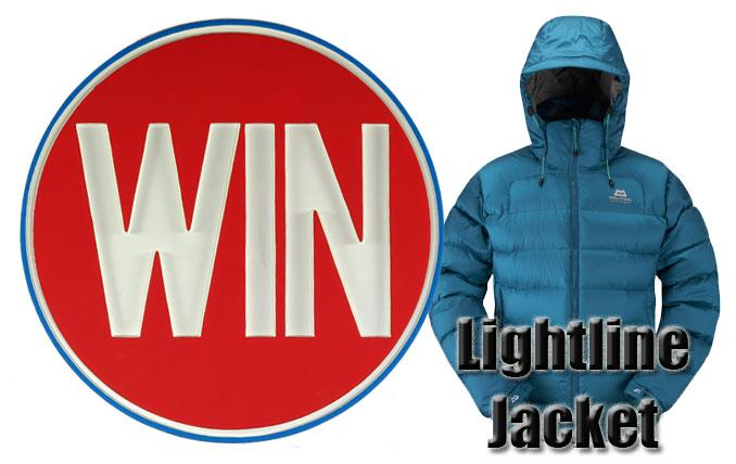 Win a Lightline Jacket