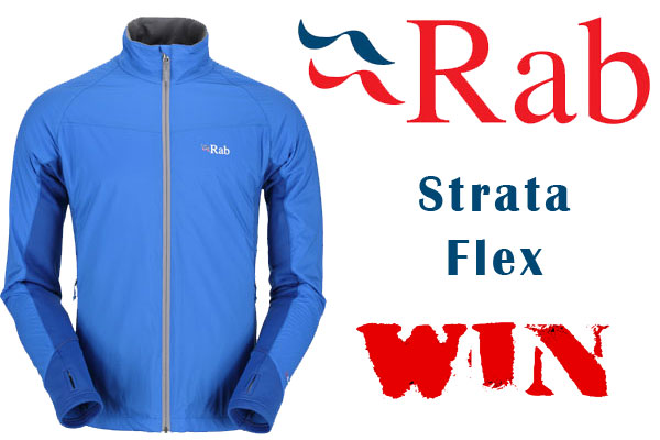 Win a Strata Flex Jacket