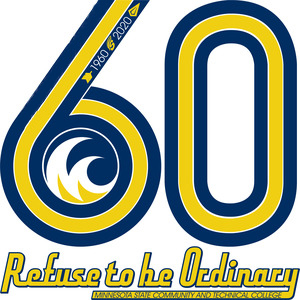 60th Anniversary - Refuse to be ordinary!