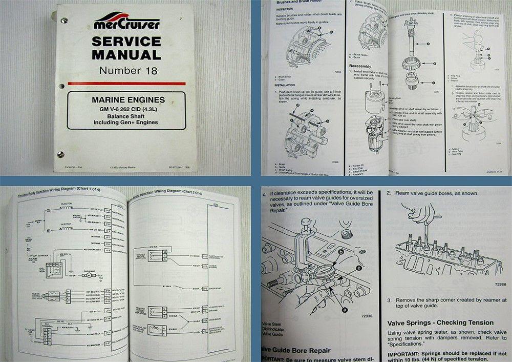 150 V6 Efi Mercury Outboard Service Guides