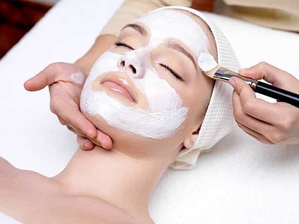 Antioxidant Facial Treatment