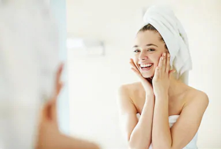 hing skinome facial for glow