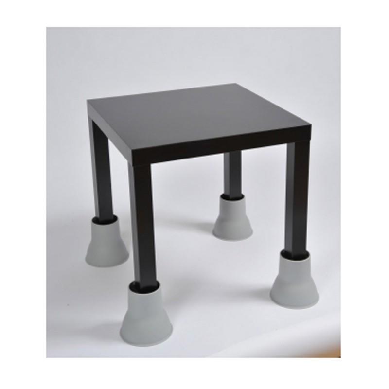 Rehausseur Pieds Table Meuble De Salon Contemporain