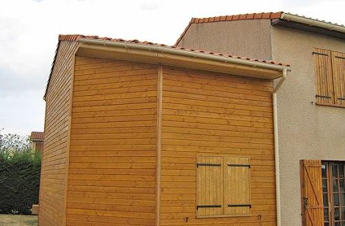 extension maison bois isère drôme