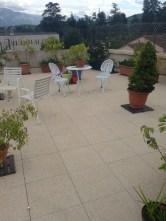 étanchéité toiture terrasse avec dalle grenoble