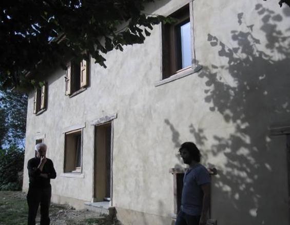 isolation extérieure maison pisé voiron