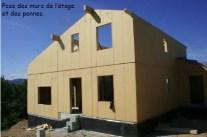 maison bois voiron Isère
